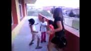 Иветка и 3 нейни приятелки