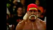 Hulk Hogan Vs Randy Orton Partie 1