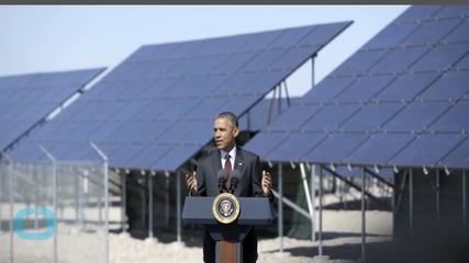 Obama Commits $4bn to Clean-Energy Initiative
