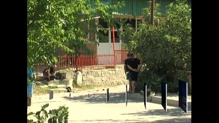 Тежко ранен човек при бомбен взрив в центъра на Сандански