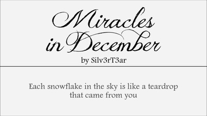 Exo - Miracles in December (english Version)