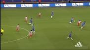 Челси 1:4 Атлетико Мадрид Суперкупа на Европа 31.08.2012
