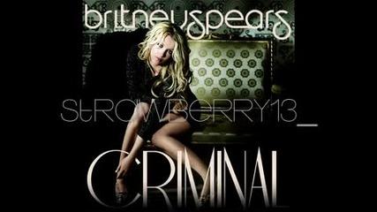~ Britney Spears-criminal ~ !