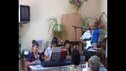 Ти ме привдигаш - 19.08.2012 г - Християнска Църква - Сион - кв. Аспарухово - гр. Варна