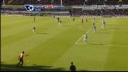 Everton 0 - 1 Manchester U. гол на Бербатов