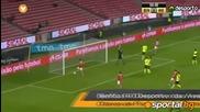 Бенфика 6:0 Деспортиво Авеш 03.01.2012