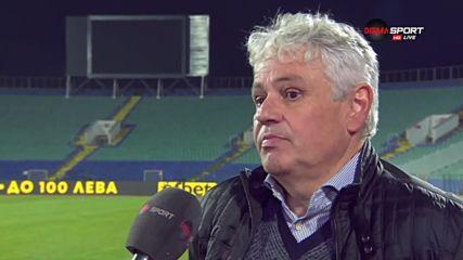 Стойчо Стоев: Арда още е далеч от моето виждане за отбор