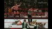 Wwe Raw 15.05.2006 - Goldust & Snitsky vs Spirit Squad ( Tag Team Championship )