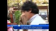 Мъж с рекорд за престъпления за час вилня в Пазарджик