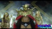 Даниел Браян срещу Трите Хикса за претендентство в главния мач - Кеч Мания 30
