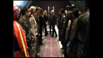 Battlestar Galactica ~ So Cold