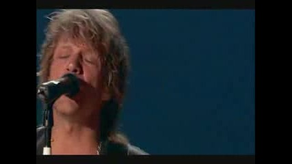 Bon Jovi - Everybodys Broken
