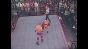 Rob Van Dam vs. Desmond Wolfe - World Heavyweight Championship, Tna Impact 03.05.10