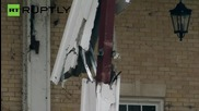 Carnage After Deadly Tornado Batters Texan Town