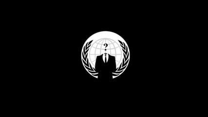 Anonymous - съобщение до България