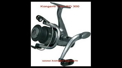 Риболовни Принадлежности Konger® - риболовни макари