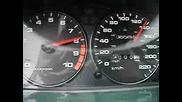 Honda Integra Type R  0 - 220km/h