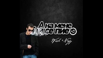 Wosh Mc & Negy + Dj Darkstep - A Na Mene Mi Se Pie