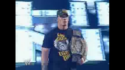 Wwe - John Cena Intro Wm 23