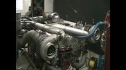 !!! Тестване на двигател с 2100 коня !!!