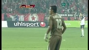 Cska Sofia - 1 - 0 - Fulham Platini