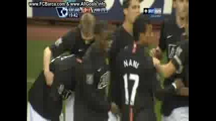 Съндърланд 0 - 1 Манчестър Юнайтед (Рууни)