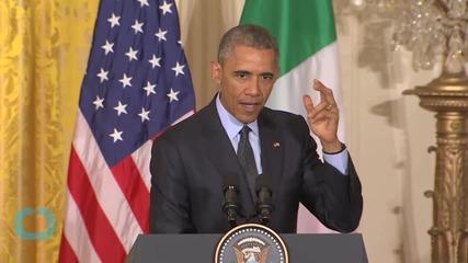 Obama: Lynch Delay 'embarrassing'