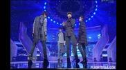 [goodbye Stage] 111204 B1a4 (