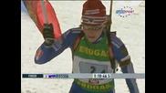 14.12 Русия доминира в Световния биатлон