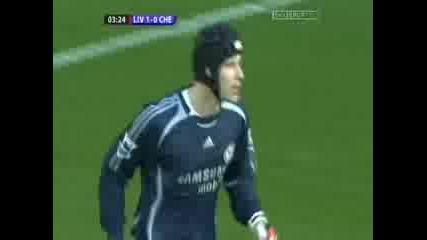 Liverpool - Chelsea - 1:0 Kuyt