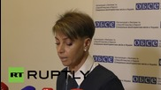 Ukraine: Shelling continues as retracted weapons found missing reveal OSCE