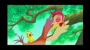 Приключенията на Лийфи / Leafie, A Hen Into the Wild (2011) ( Бг Превод) (част2)
