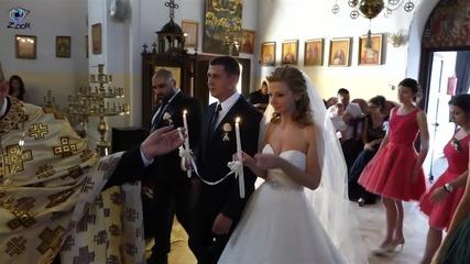 Сватбен трейлър на Иван и Светлана - видеозаснемане - студио