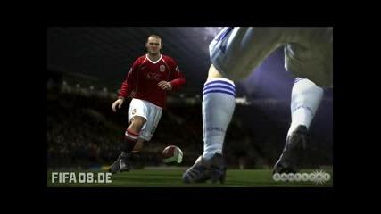 New Fifa 08 - Снимки