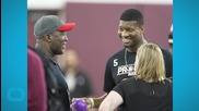 Jameis Winston -- 86'd From Bar Over Wardrobe