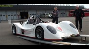 1 от 5 в света - Jaguar Palmer Jp1