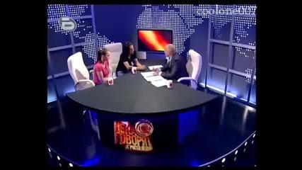 Стамбини и Михаела гостуват на Росен Петров - Нека говорят