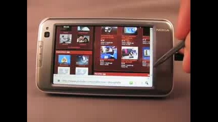 Nokia N810 Tablet Pc