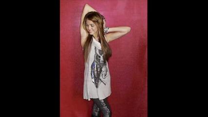 Miley Cyrus - The Good Life [hannah Montana The Movie - Soundtrack]+photoshoot