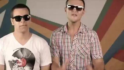 • Н О В О • Ангел и Моисей ft. Криско & Рафи & Katy B - Навсякъде по света