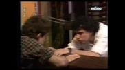 Les Enfoires - 1989 - Enregistrement De La Chanson Les Restos Du Coeur