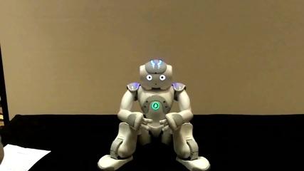 Минутка: Роботи се учат да готвят от Youtube