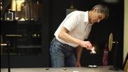 Електрическите свойства на пламъка...