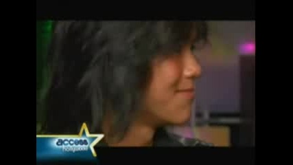 Boo Boo Stewart (seth Clearwater) - Ah Interview Part 2