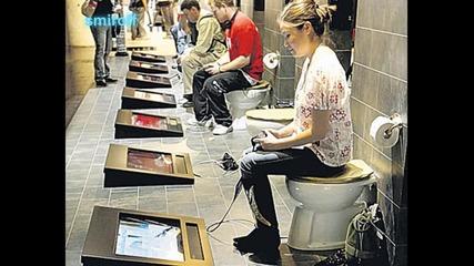 10-те: Най-шантави Тоалетни!