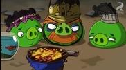 Angry Birds Toons: Hog Roast
