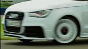 Audi A1 Quattro - ускорение