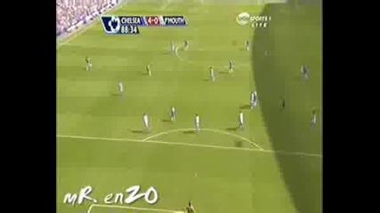 Chelsea Vs Portsmouth - Deco Goal