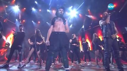 Pavell&Venci Venc' feat. Кристиан Костов - Микс 2017 (на живо от наградите на БГ Радио 2017)