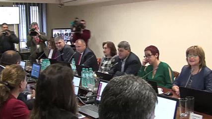 ВСС прие оставката на Цацаров като главен прокурор